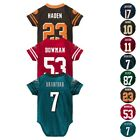 NFL Team Player Creeper Jersey Collection Infant Newborn Size (3-24 Months) $6.71 USD on eBay