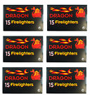 Quickfire BBQ Fire Lighters Barbecue Wood Log Stove Burners Open Fires Hotspots