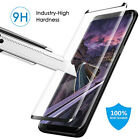 Explosion-proof 9H Hardness Tempered Glass Screen Protector For Samsung S8 S9 US