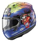 Arai Corsair-X TLD Russell Full Face Motorcycle Helmet Blue Adult All Sizes