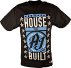 The House That AJ Stlyes Built WWE Authentic Mens Black T-shirt