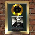 #123 GOLD DISC BRYAN ADAMS Reckles Album Signed Autograph Mounted Repro A4