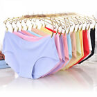 Sexy Women Lady Ultra-thin Seamless Traceless Lingerie Underwear Panties Brief