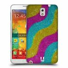 HEAD CASE DESIGNS GLITTERING PATTERNS SOFT GEL CASE FOR SAMSUNG PHONES 2