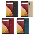 Wiko View Prime Smartphone 5,7 Zoll HD+-Display Android 7.1 Dual-SIM 64GB Handy
