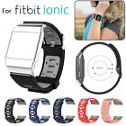 Replacement Sports Silicone Wristband Watch Band Strap Bracelet for Fitbit Ionic