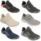 Mens Trainers Lace Up Active Running Jogging Army Mesh Gym Shoes Sports Casual