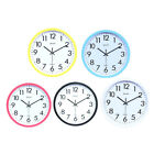 Modern Large 10 inches Wall Clock Quartz Digital Clock Office Home Decor 5Colors