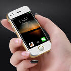"""Smallest 2.4"""" Android 5.1 Unlocked smartphone GSM Quad Band Mini Phone SOYES 6S"""