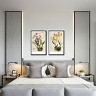 Orchid Decorative Paintings Micro-spray Canvas Prints Chinese Style