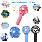 Внешний вид - Portable Rechargeable Fan Air Cooler Mini Operated Hand Held USB 18650 Battery