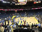 4 tickets WARRIORS Playoffs Round 1 Home Game 1 Lower Level