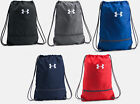 Under Armour String Drawstring Cinch Sack School Tote Gym Bag Sport New 1301210