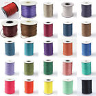 1 Roll 1.0mm Korean Waxed Polyester Cord Jewelry Making Cord about 88yards/roll