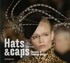 Hats and caps: Fashion accessories design by Gianni Pucci Hardcover Book Free Sh