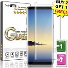 ✔ Real Tempered Glass Screen Protector HD Premium FOR SAMSUNG GALAXY NOTE 9/8/5