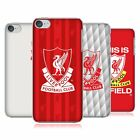 OFFICIAL LIVERPOOL FOOTBALL CLUB RETRO CREST BACK CASE FOR APPLE iPOD TOUCH MP3