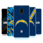 OFFICIAL NFL LOS ANGELES CHARGERS LOGO HARD BACK CASE FOR NOKIA PHONES 1