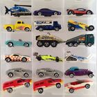 LOOSE 1998 Hot Wheels Blue Carded # Series - You Pick!!!