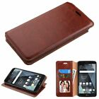 For LG Stylo 3/Stylo 3 Plus MyJacket Leather Fabric Wallet Case with stand