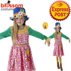 CK1241 Mrs Scarecrow Licensed The Wizard of Oz Girls Book Week Dress Up Costume