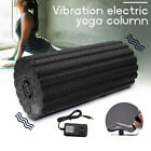 4 Speed Electric Yoga Vibrating Foam Roller Body Muscle Recovery Massager Exotic