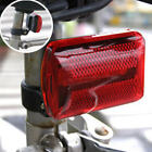 NEW Cycling 5 LED USB Rechargeable Bike Bicycle Tail Warning Light Rear Safety*