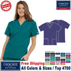 Внешний вид - Cherokee Scrubs ORIGINALS Medical Uniform Classic Fit V-Neck Top(4700)