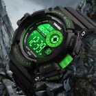 New Army S-SHOCK Sport Quartz Wrist Men Analog Digital Watch Waterproof Military image