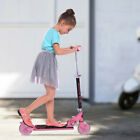 Kick Scooter for Kids Child Deluxe Aluminum 2 Wheel Glider w/ LED Light Up Wheel