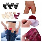 Women's No More Panty Lines Adhesive Strapless Panties G-String Thong Underwear
