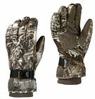 NEW MEDIUM Mens WATERPROOF Realtree Max-1 XT 3M Thinsulate Insulated Gloves Camo
