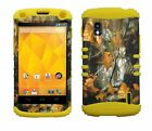For LG Nexus 4 Camo Camouflage Hybrid Hard&Rubber Rugged Armor Phone Case Cover