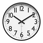JONSSON Timeware School House Silent 11.5 Wall Clock