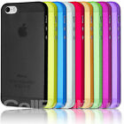 Ultra Slim Thin Case Cover For Apple Iphone 4s 5s 6s Se 5c 7 8 X Plus