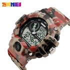 Quartz Camouflage Military Watch Sport Army watch waterproof outdoor events