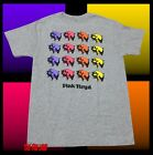 New Pink Floyd Pigs World Tour 1977 Colorful Mens Vintage T-Shirt