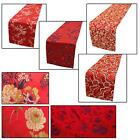 Table/Bed Runner*Chinese Rayon Brocade Dinning Coffee Cloth Header Cover*BL21