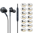 For Samsung Galaxy S8 S8+ Note 8 9Ear Buds IN-EAR Headphones Stereo Headset Lot