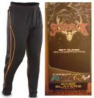 New Scent-Lok Thermal Base Layer Pants LightWeight Hunting Control Carbon AlloyBase Layers - 177867