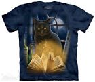 4119 The Mountain T-Shirt Shirt BEWITCHED by Lisa Parker Katze Kater