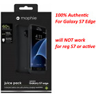 Mophie Juice Pack Battery Case For Samsung Galaxy S7 Edge...
