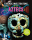 Bow James-Forensic Investigations Of The Aztecs BOOK NEW