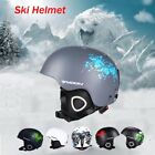 Ski Snowboard Helmet Lightweight Adult Men Women with Detachable Earmuffs US