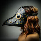 Steampunk Plague Doctor Mask Masquerade Long Nose for Halloween Costume Cosplay