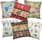 Pillow Cover*A-Grade Cotton Canvas Sofa Seat Pad Cushion Case Custom Size*LL1