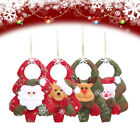 Christmas Santa Claus Ornaments Festival Home Party Xmas Tree Hanging Decoration