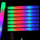 100/200 PCS Flashing Glow Foam Sticks Light Up LED Wands Batons DJ,Free US Ship