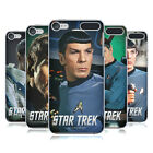 OFFICIAL STAR TREK EMBOSSED SPOCK HARD BACK CASE FOR APPLE iPOD TOUCH MP3 on eBay