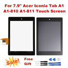 For Acer Iconia Tab A1 A1-810 A1-811 Touch Digitizer LCD Display Screen Assembly